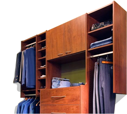 Custom Closet Installation Instructions