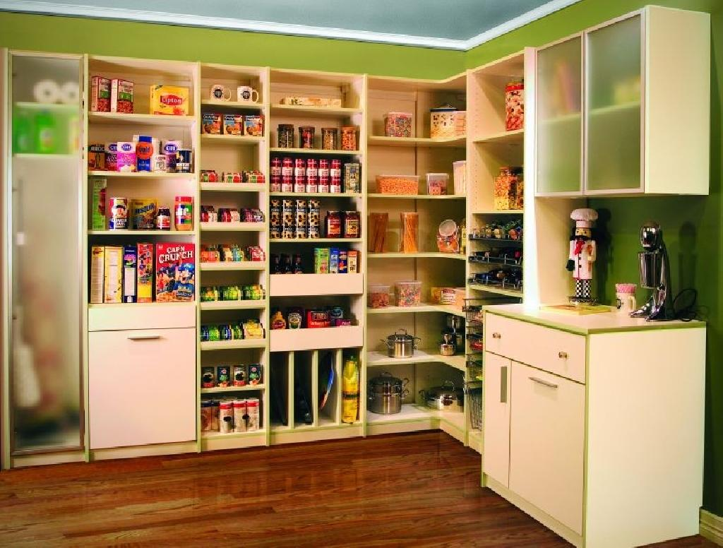Closets To Go Pampered Pantry Organizer Kitchen Pantry