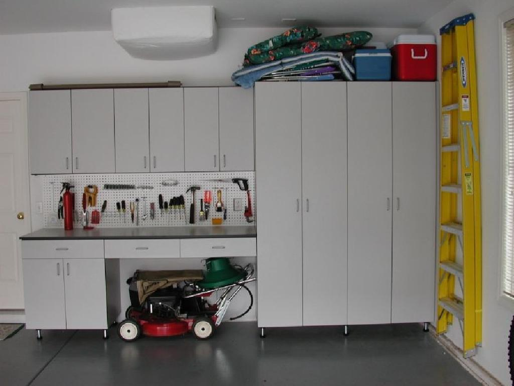 Closets To Go Simple Garage Organizer Garage Storage Systems