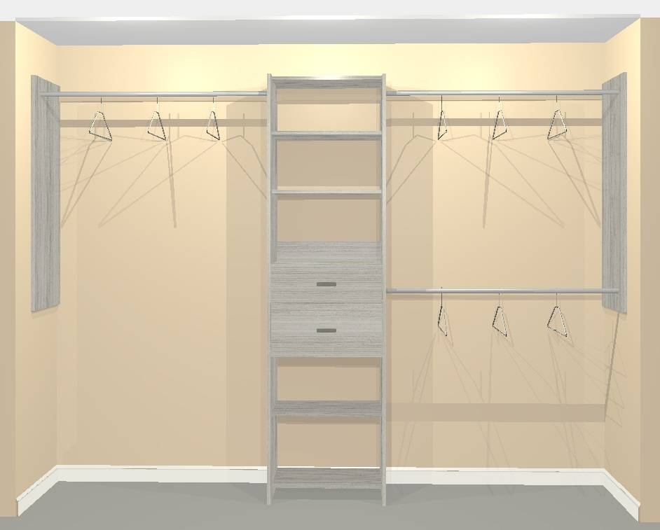 A New Concept In Custom Closets