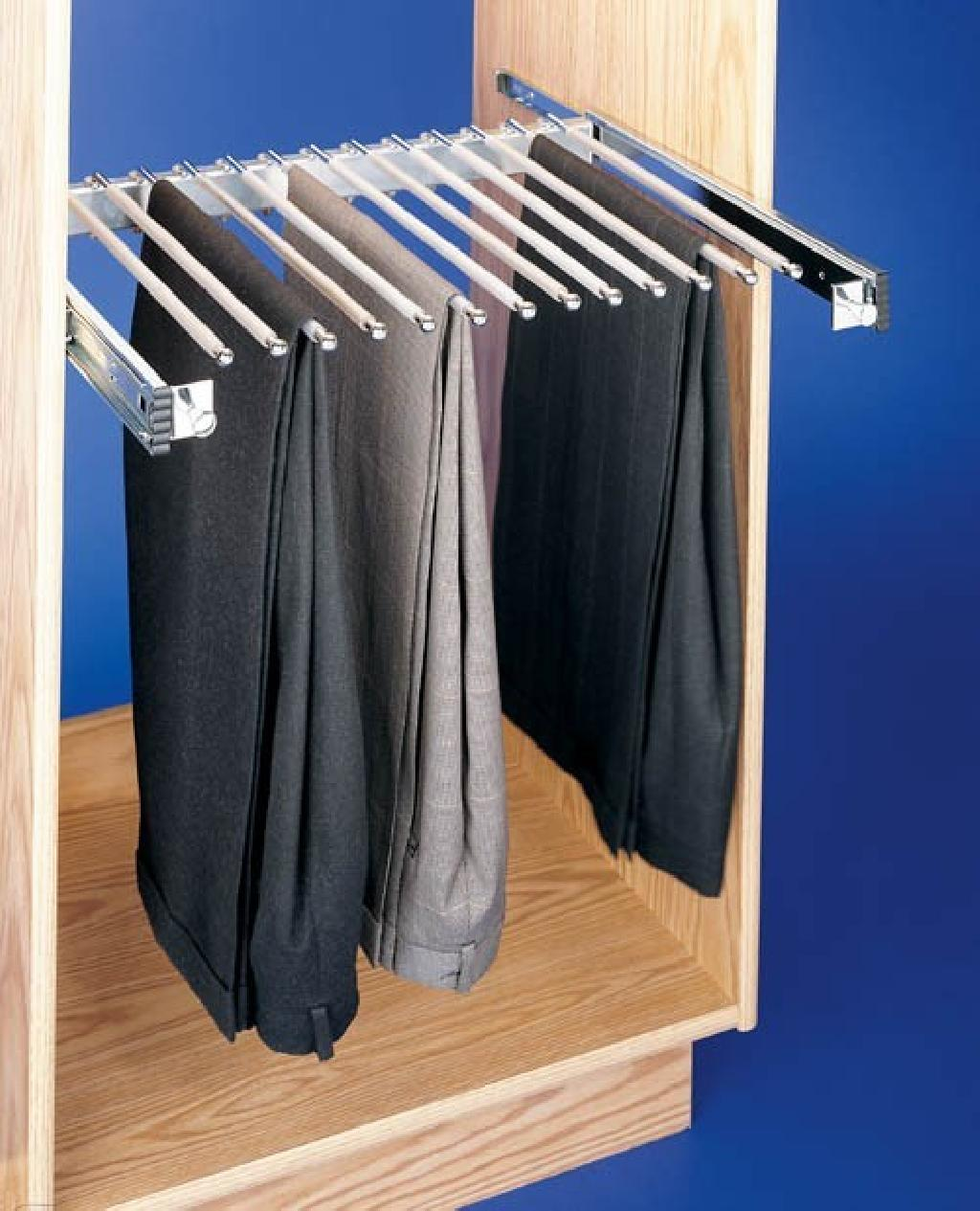 24 Pull Out Pant Organizer