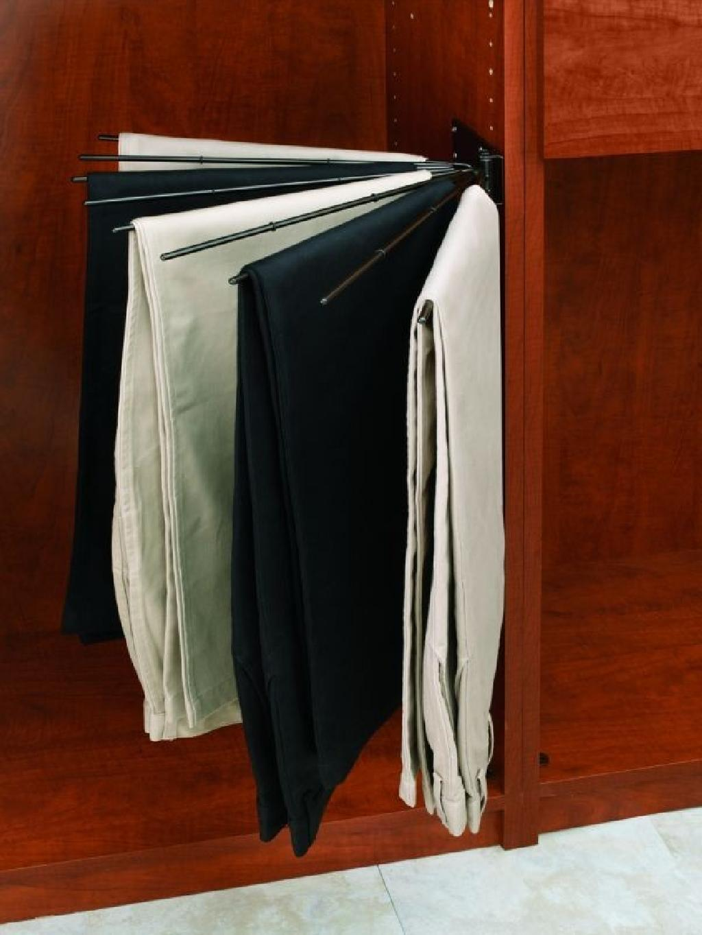 Organize To Go Revashelfs Wire Fan Pant Rack
