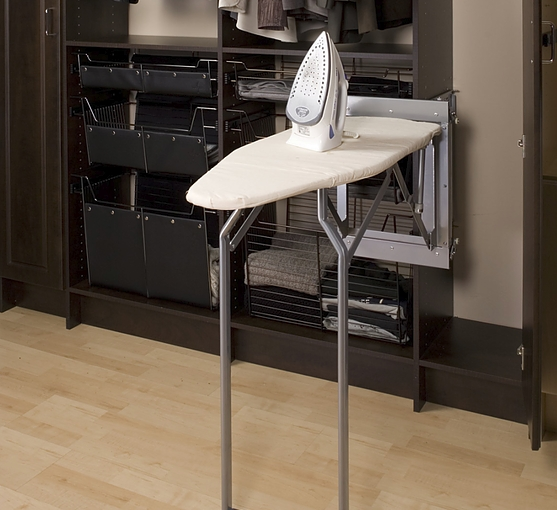 Charmant Closet Organizer Ironing Board