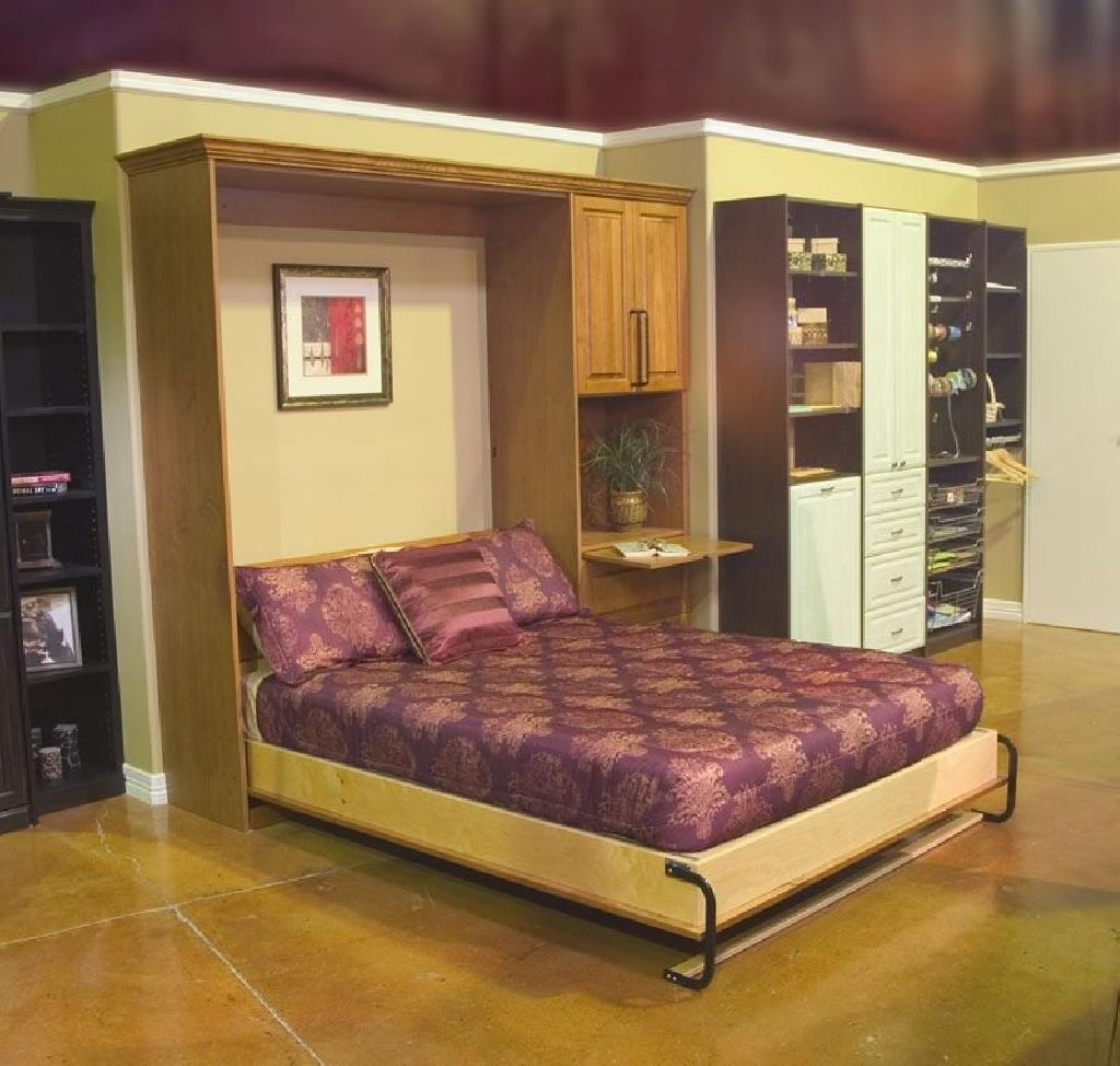 Closets to go guest wall bed wall beds closets to go guest murphy bed amipublicfo Gallery