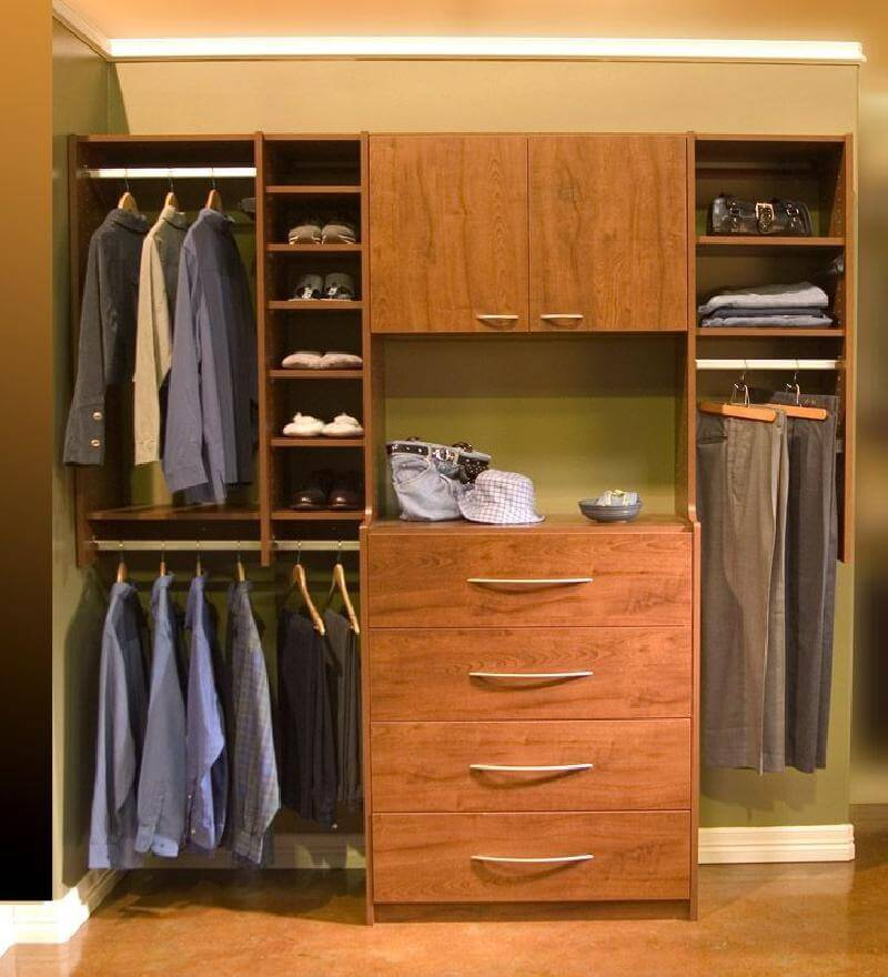 closets to go guest reach in closet organizer custom closet organizers for wardrobes. Black Bedroom Furniture Sets. Home Design Ideas