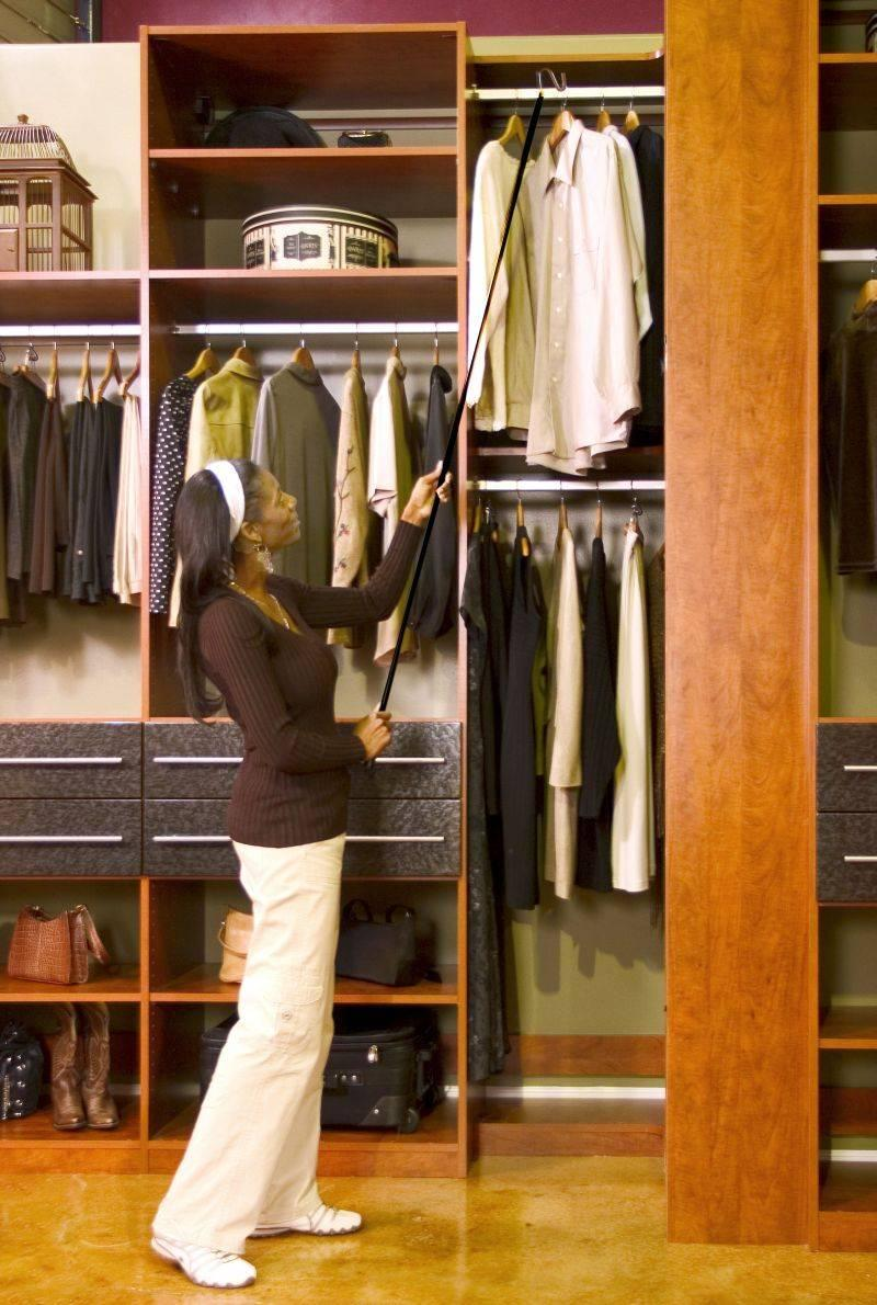 Wonderful ... Closets To Go 10 Ft Master Walk In Closet Organizer ...