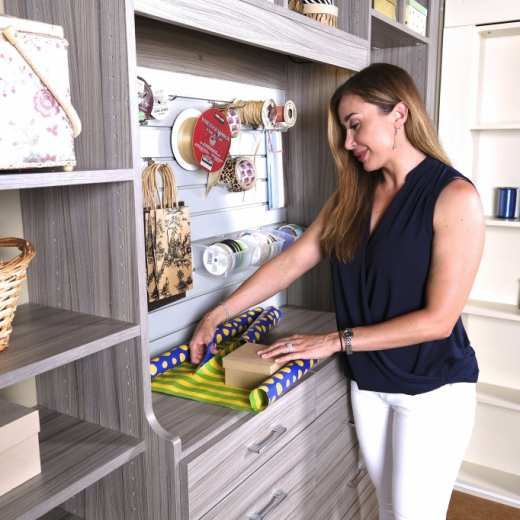 organized craft floor maximize incredible iheart of don closet wall area forget organizing to your on closets offered amount by t space all also backs utilizing from the ceiling organization ultimate and elfa