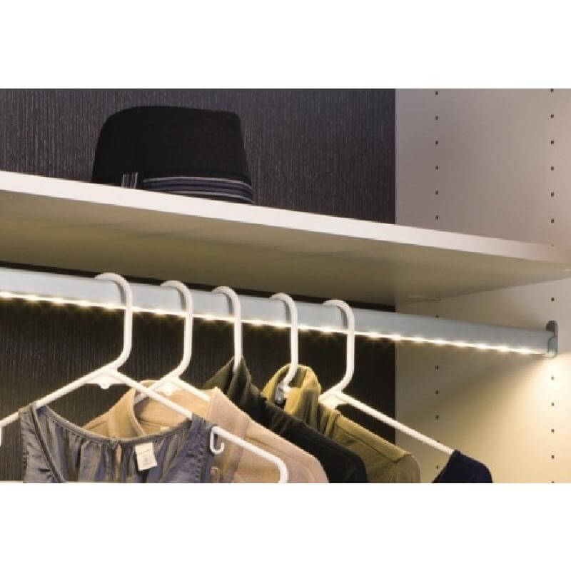Loox LED Closet Organizer Wardrobe Tube Kit