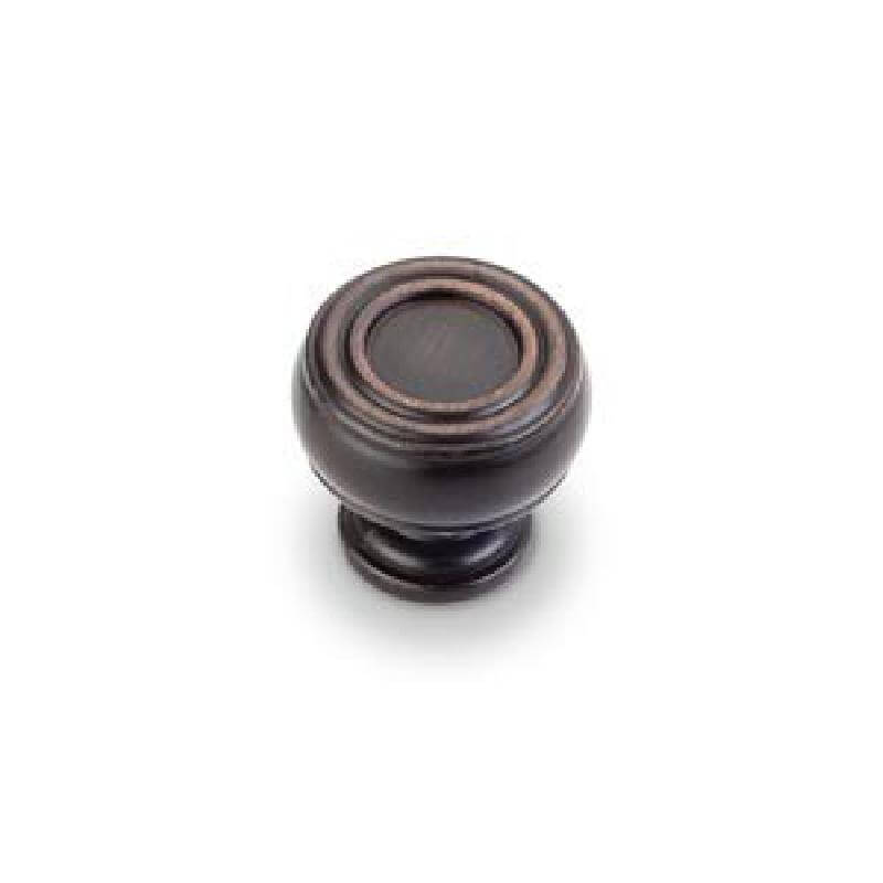 Bremen Dark Antique Copper Knob