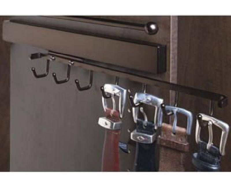 Sidelines Deluxe Series Belt Rack Oil Rubbed Bronze