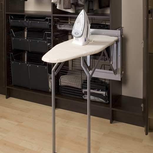 Good Closet Organizer Ironing Board