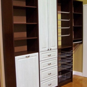 Closet organizers custom designed by you craft storage systems solutioingenieria Image collections