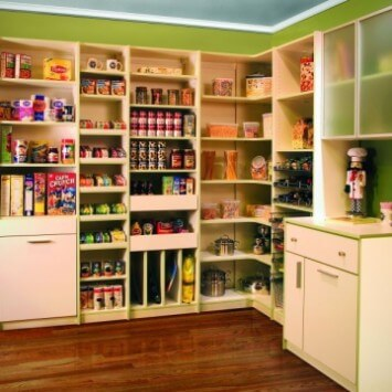Pantry Storage Systems