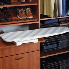 Shelf Mounted Ironing Board