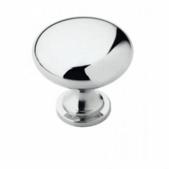 Polished Chrome Knob