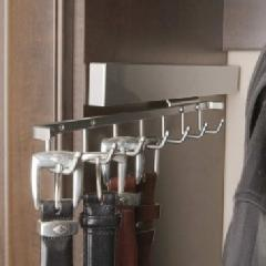 Sidelines Deluxe Series Belt Rack Chrome