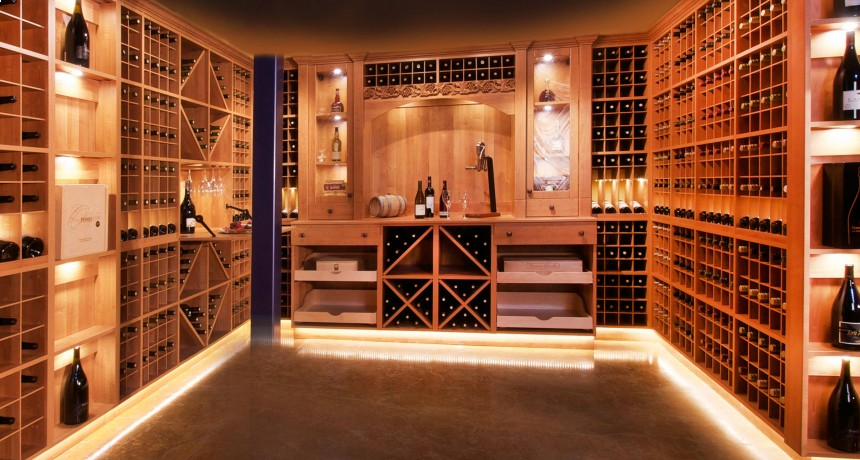 Order One Unit Or The Entire Wine Cellar