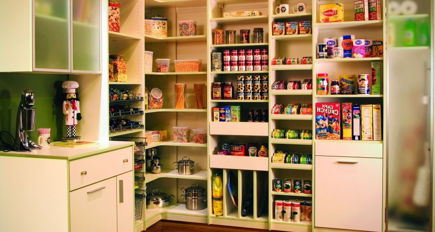The Ideal Pantry Organizer