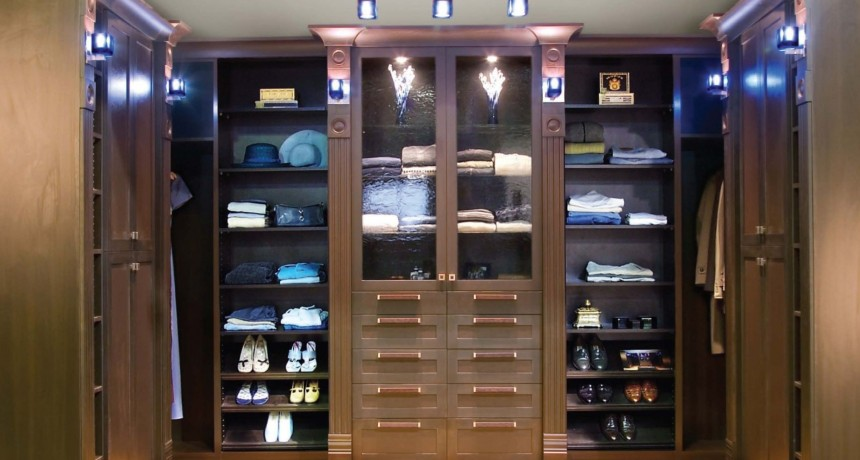 The Master Closet of Your Dreams
