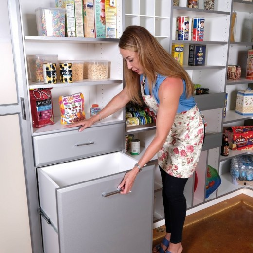 Pantry Storage Custom Closets For Your Kitchen
